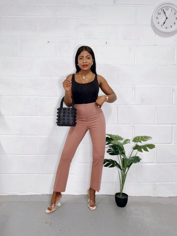 lizolusesan how to style suit multiple ways